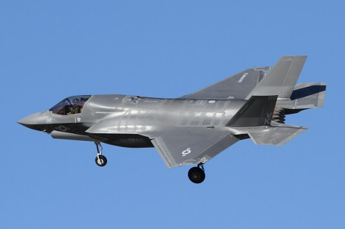 © Mark Forest • Lockheed Martin F-35B • El-Centro