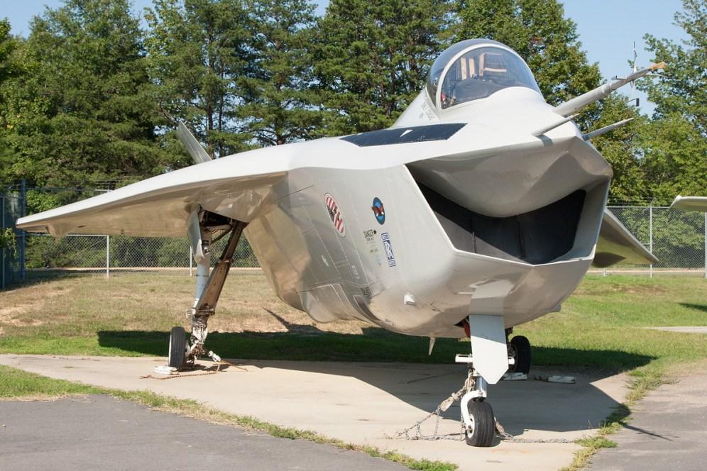 © Jason Grant • Lockheed Martin X-32 • NAS Pax River