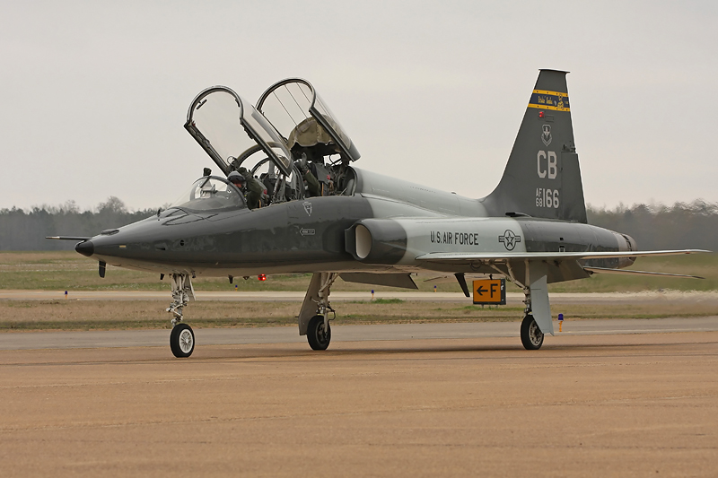 © Jason Grant - Northrop T-38C Talon • United States Air Force • Columbus AFB - 50th FTS