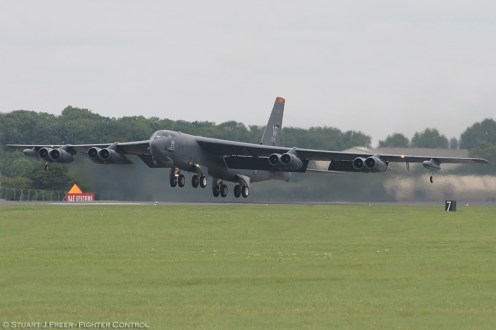 © Stuart - Boeing B-52H Stratofortress • United States Air Force • Royal International Air Tattoo 2007