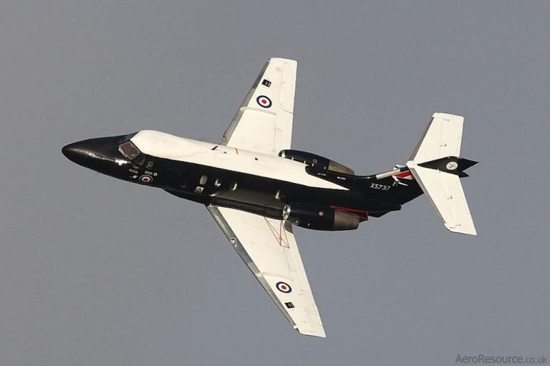 © Mark Rouse - Royal Air Force • Hawker Siddeley Dominie T1 • RAF Cranwell