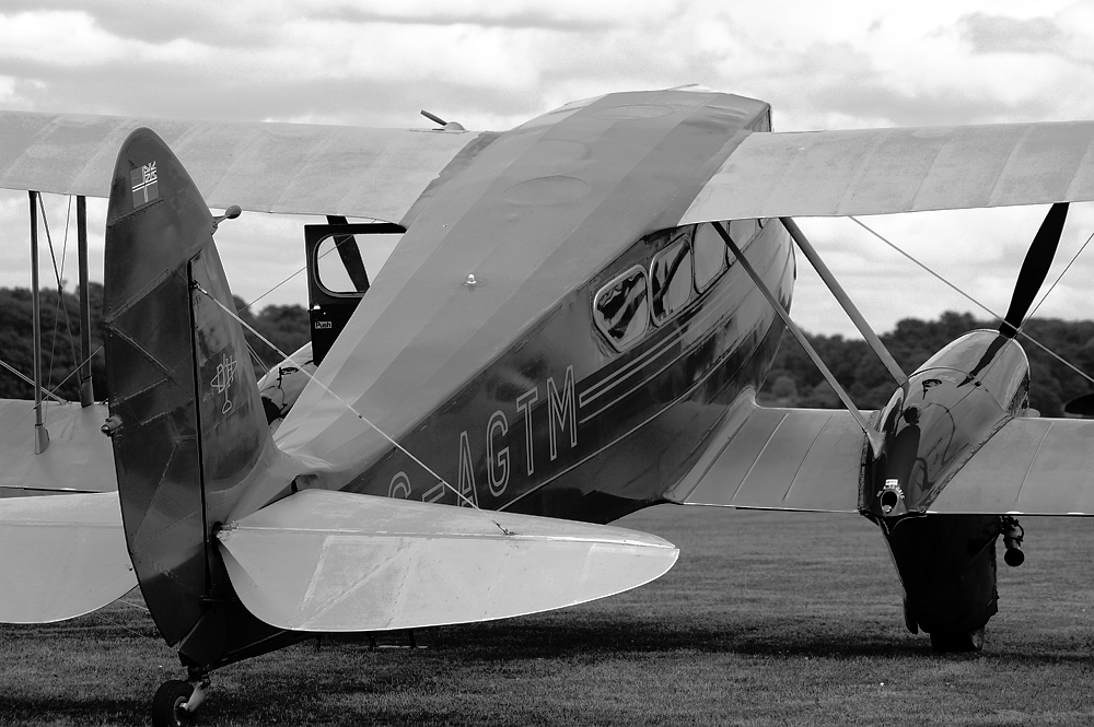 © Steve Smith - Half Penny At War • Halfpenny Green Airport, UK