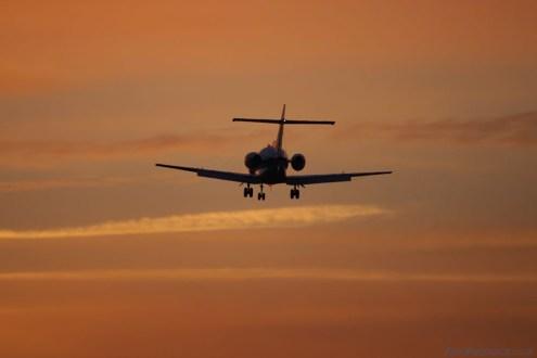 © Martin Sewell - Royal Air Force • Hawker Siddeley Dominie T1 • RAF Cranwell