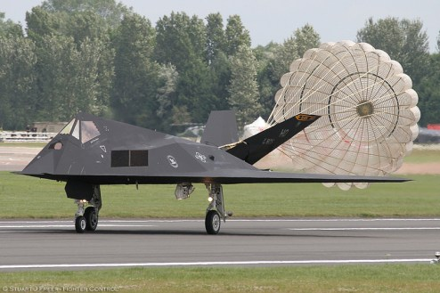 Lockheed F-11A Nighthawk
