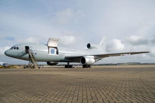 © Michael Buckle • Royal Air Force L-1011 Tristar (ZD948) • RAF Brize Norton, Oxfordshire