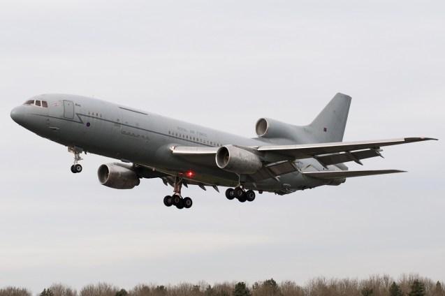 © Michael Buckle • Royal Air Force L-1011 Tristar (ZD953) • Bruntingthorpe Aerodrome, Leicestershire