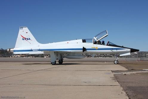 © Jason Grant - NASA • Northrop F-5 Tiger • NAS North Island