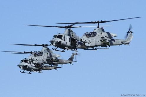 © Jason Grant - United States Marine Corps • Bell UH-1N/AH-1 • NAS North Island