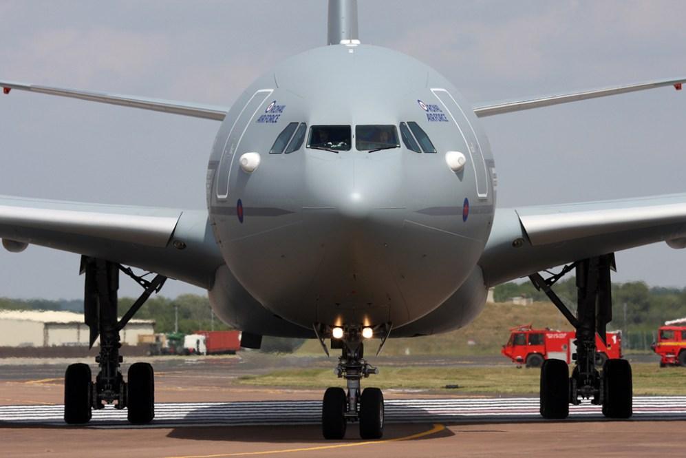 © Ben Montgomery - Airbus A.330 Voyager KC.1 • Royal Air Force • Royal International Air Tattoo 2011