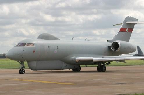 Bombardier Sentinel R.1