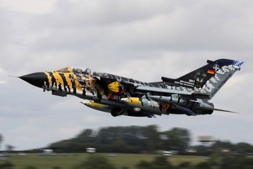 © Ben Montgomery - Panavia Tornado ECR • German Air Force • Royal International Air Tattoo 2011