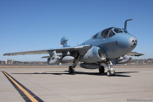 © Jason Grant • Northrop Grumman EA-6B Prowler • NAS North Island