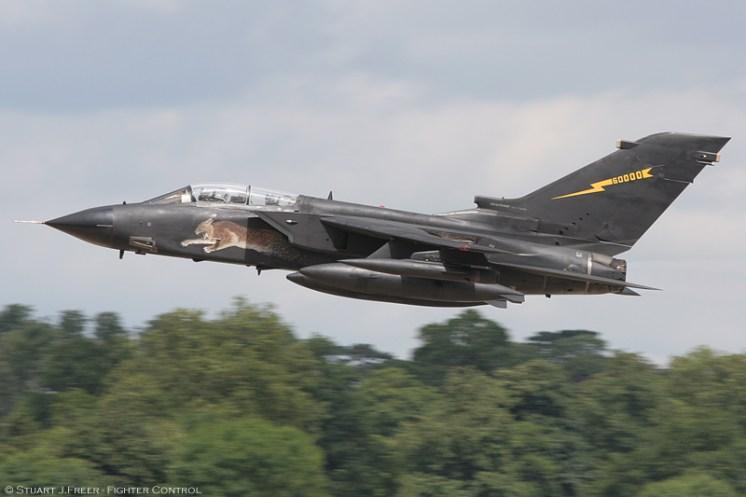 © Stuart Freer - Panavia Tornado IDS • Italian Air Force • Royal International Air Tattoo 2007
