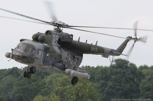 © Michael Freer - Mil Mi-17 Hip • Czech Air Force • Royal International Air Tattoo 2007