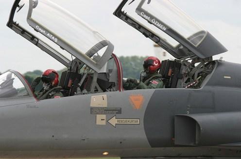 © Michael Freer - Northrop NF-5B Tiger II • Turkish Air Force • Royal International Air Tattoo 2007Northrop NF-5B Tiger II
