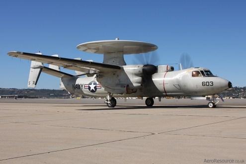 © Jason Grant - United States Navy • Northrop Grumman E-2 Hawkeye • NAS North Island