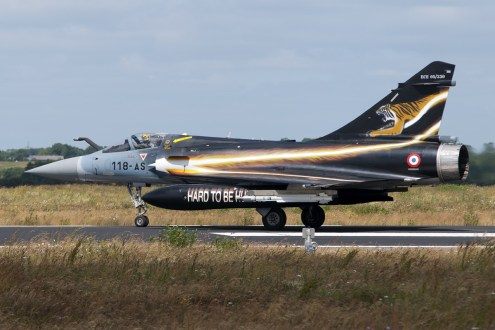 © Duncan Monk • French Air Force Mirage 2000 Special • NATO Tiger Meet 2014