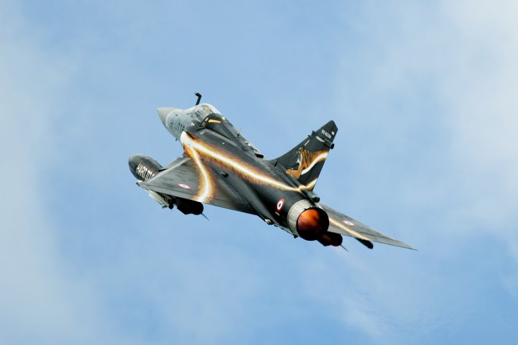 © Duncan Monk • French Air Force Mirage 2000 • NATO Tiger Meet 2014