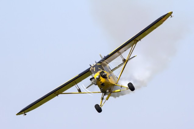 © Adam Duffield • Brendan O'Briens Flying Circus • Old Buckenham Airshow 2014