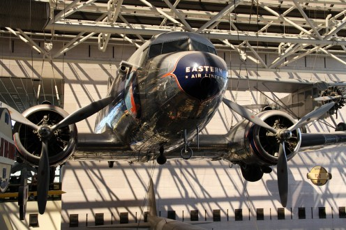 © Michael Lovering • Douglas DC-3 • Smithsonian Air & Space - Washington DC