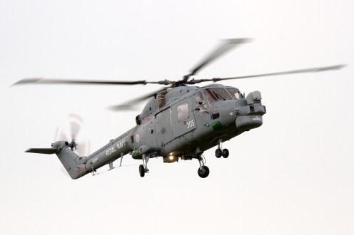 © Mic Lovering • Royal Navy Lynx HMA8 • RAF Cosford Air Show 2015