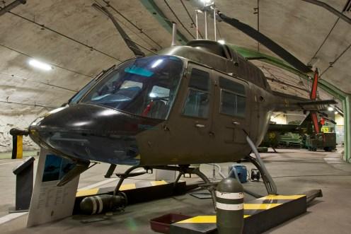 © Duncan Monk • Aeroseum - Göteborg, Sweden • Bell 206B Jet Ranger