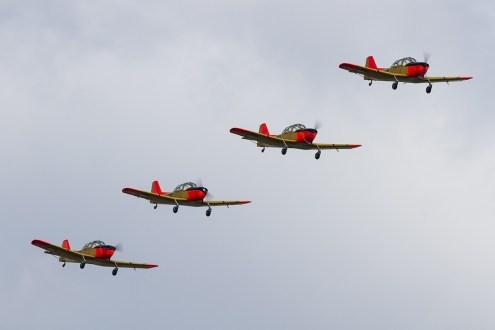© Adam Duffield • Fokker Four • Luchtmachtdagen 2014