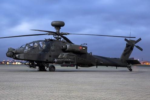 © Adam Duffield • Westland Apache WAH-64D ZJ174 • Northolt Nightshoot XVII
