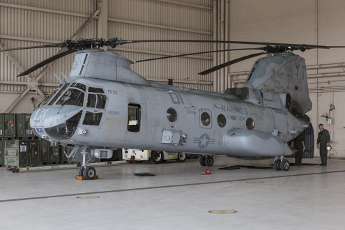 © Jason Grant • Boeing Vertol CH-46E Sea Knight 157721 • Marine Corps Base Camp Pendleton