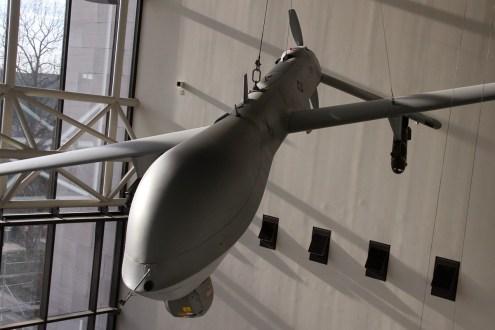 © Michael Lovering • General Atomics MQ-1L Predator A • Smithsonian Air & Space - Washington DC