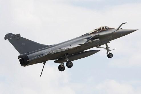 © Shaun Schofield - French Navy • Dassault Rafale • RAF Yeovilton, UK