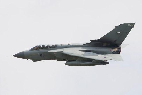 © Shaun Schofield - Royal Air Force • Panavia Tornado GR.4 • RAF Yeovilton, UK