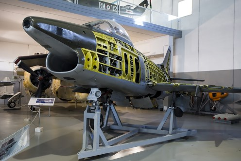 © Adam Duffield • Fiat G-91R MM6280 • Italian Air Force Museum
