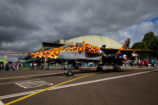 © Mic Lovering • SEPCAT Jaguar • RAF Cosford Air Show 2015