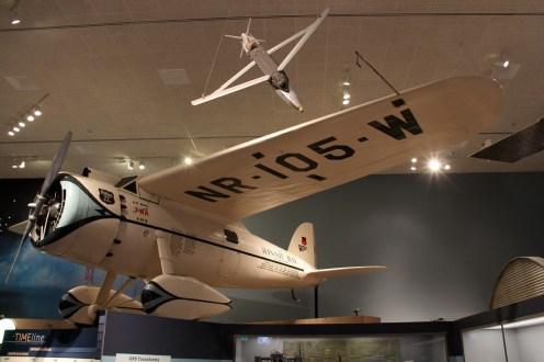 © Michael Lovering • Lockheed Vega 5C • Smithsonian Air & Space - Washington DC