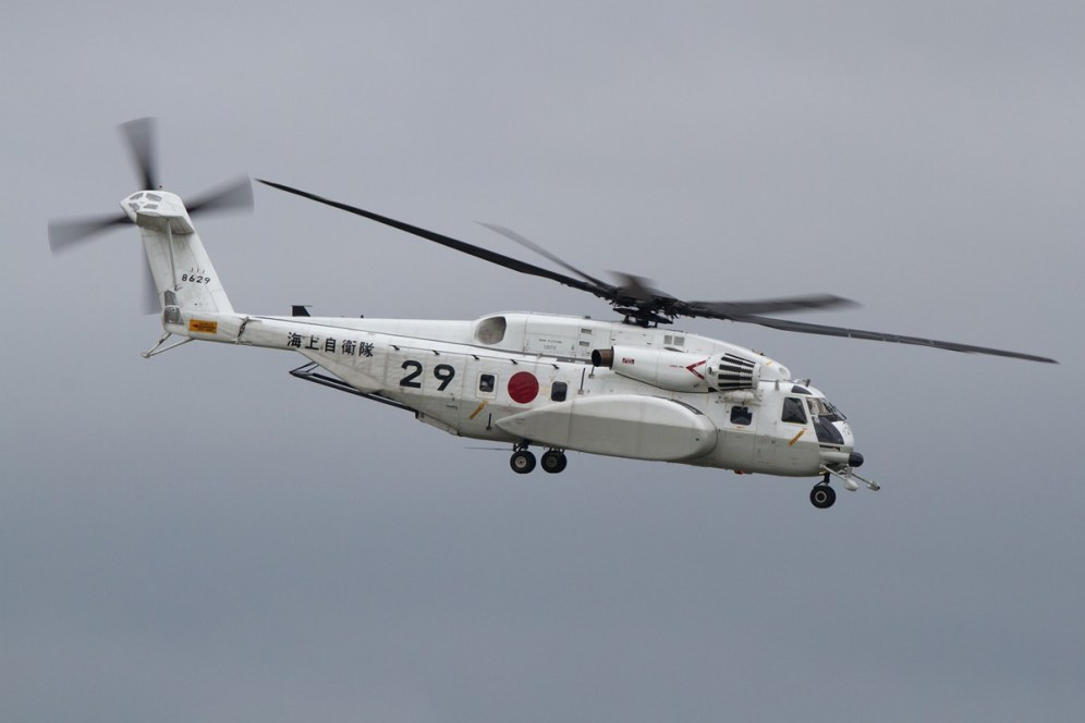 © Michael Lovering • Sikorsky MH-53 Sea Dragon • JASDF Miho Air Festival 2014