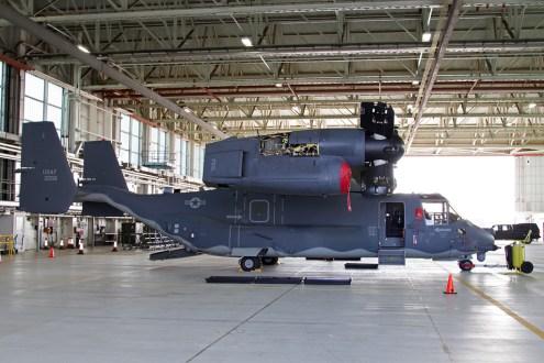 © Ben Montgomery - Bell-Boeing CV-22B Osprey • 20thSOS Deployment • 352ndSOG Expansion