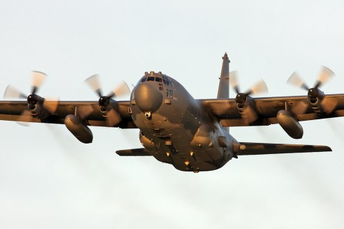 © Ben Montgomery - Lockheed MC-130H Combat Talon II • 7th Special Operations Squadron • 352nd SOG Expansion