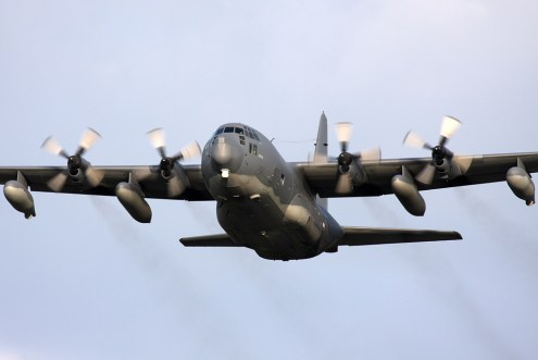 © Ben Montgomery - Lockheed MC-130P Combat Shadow • 67th Special Operations Squadron • 352ndSOG Expansion
