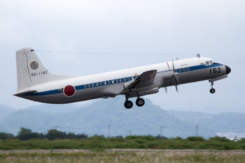 © Michael Lovering • NAMC YS-11 • JASDF Miho Air Festival 2014
