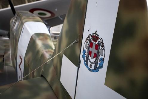 © Adam Duffield • Nardi Piaggio FN305 MM52757 • Italian Air Force Museum