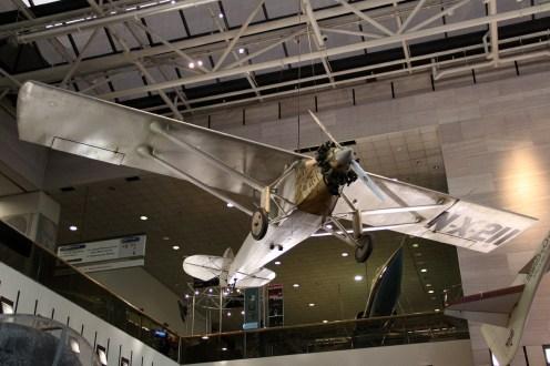 © Michael Lovering • Ryan NYP Spirit of St. Louis • Smithsonian Air & Space - Washington DC