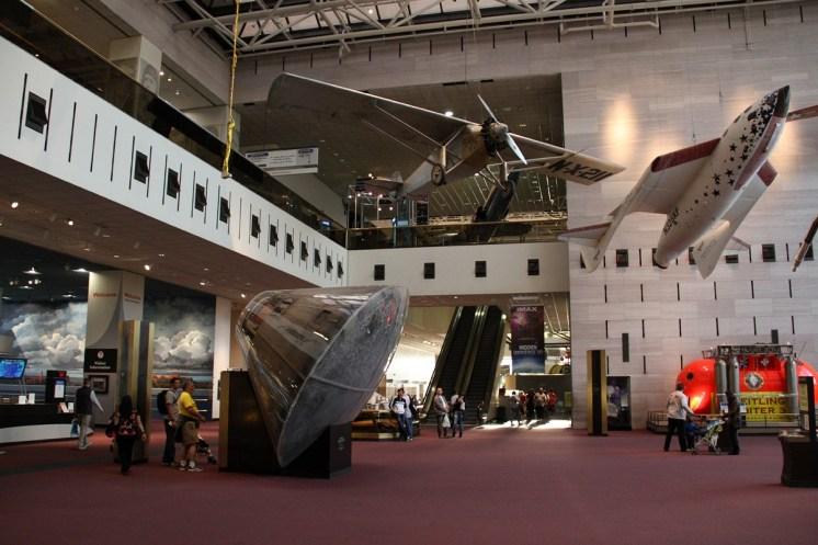 © Michael Lovering • Milestones of Flight Hall • Smithsonian Air & Space - Washington DC