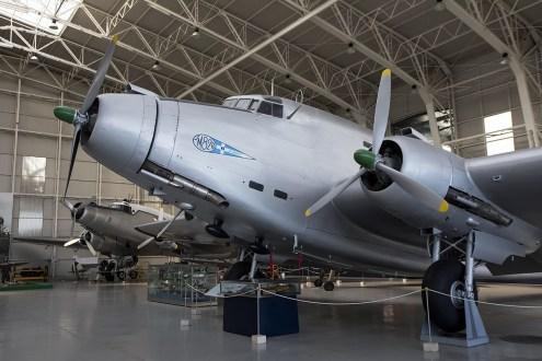 © Adam Duffield • Savoia Marchetti SM-82PW Canguru MM61187 • Italian Air Force Museum