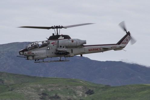 © Jason Grant • Bell AH-1W Cobra 165363 • Marine Corps Base Camp Pendleton