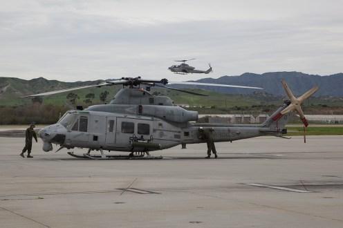 © Jason Grant • Bell UH-1Y Venom 166405 • Marine Corps Base Camp Pendleton