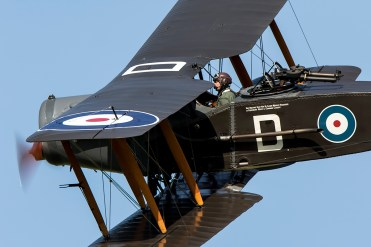 © Adam Duffield • Bristol F.2b • Shuttleworth LAA Party in the Park