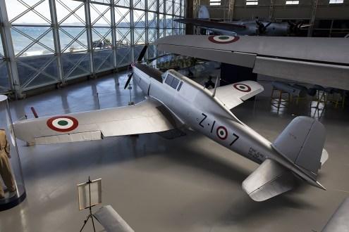 © Adam Duffield • Fiat G-46 MM53286 • Italian Air Force Museum