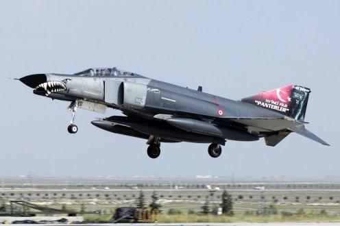 © Mark Kwiatkowski • TuAF F-4E 77-0285 • Anatolian Eagle 2014