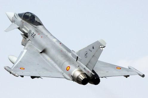© Mark Kwiatkowski • Spanish Air Force EF-2000 Typhoon S 11-22 • Anatolian Eagle 2014